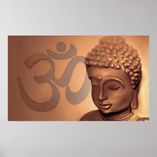 Buddha COM Poster