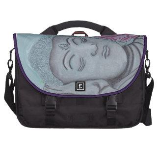 Buddha computer bag