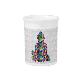 BUDDHA Consciousness : Rolled into JEWELS Drink Pitchers