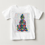 BUDDHA Consciousness : Rolled into JEWELS Tee Shirt