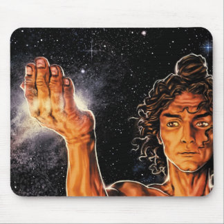 BUDDHA - COSMOS MOUSE PADS