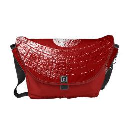 Buddha Courier Bag