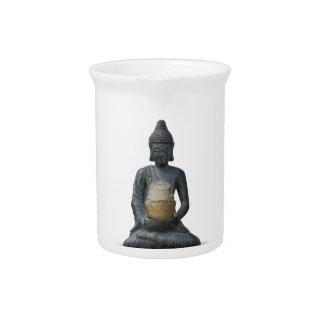 Buddha Cupcake Enlightenment Drink Pitcher