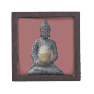 Buddha Cupcake Enlightenment Keepsake Box