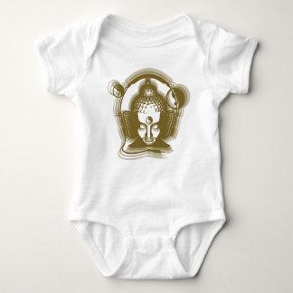 Buddha Deejay Baby Bodysuit