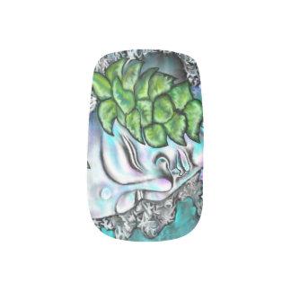 Buddha design Nail Art Minx® Nail Art