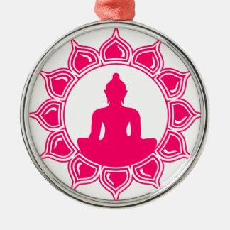 Buddha Designs by Liebby Industries Metal Ornament