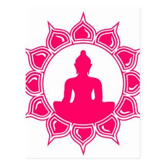 Buddha Designs by Liebby Industries Postcard