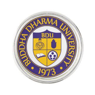 Buddha Dharma University Lapel Pin