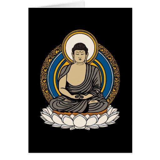 Buddha Dhyana Mudra Cards