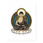 Buddha Dhyana Mudra Postcard