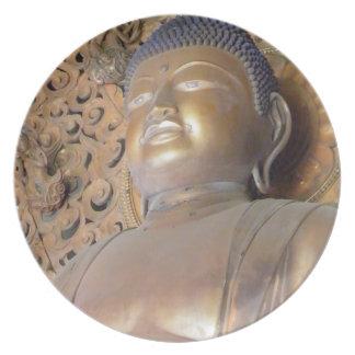 Buddha Dinner Plate
