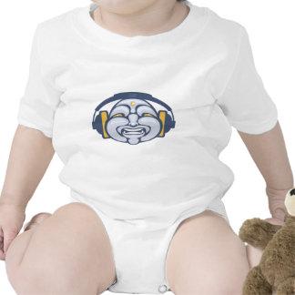 Buddha DJ Baby Bodysuits