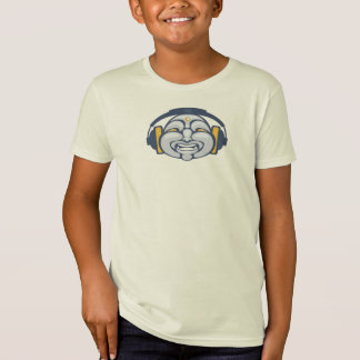 Buddha DJ Head Phones T-Shirt