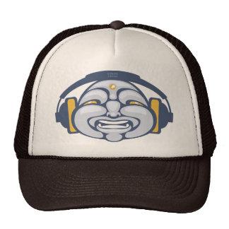 Buddha DJ Trucker Hat