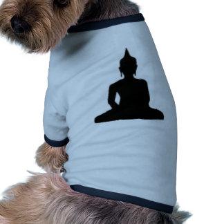 buddha doggie tee shirt