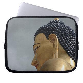 Buddha Dordenma statue Laptop Sleeve
