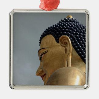 Buddha Dordenma statue Metal Ornament