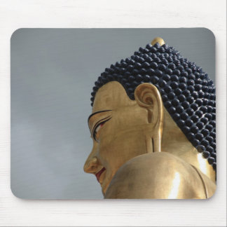 Buddha Dordenma statue Mouse Pad