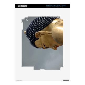 Buddha Dordenma statue Decal For iPad 3