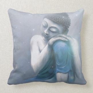Buddha Dream Throw Pillow