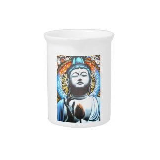 Buddha Drink Pitcher