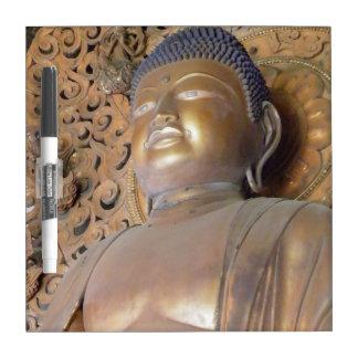 Buddha Dry Erase Whiteboard