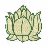 BUDDHA EMBROIDERED HOODY
