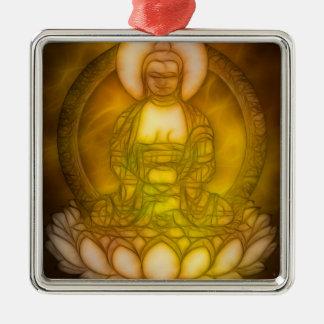Buddha Energy 1 Christmas Tree Ornament