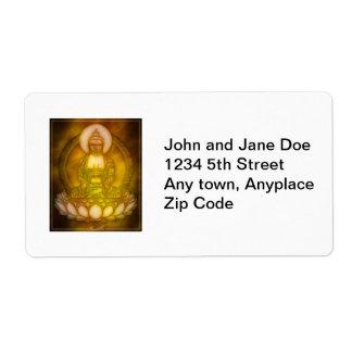Buddha Energy 1 Label