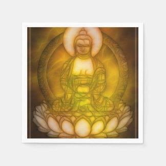 Buddha Energy 1 Napkin