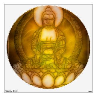 Buddha Energy 1 Wall Decal