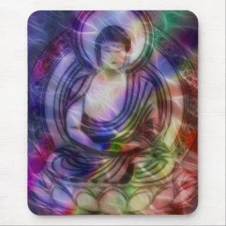 Buddha Energy 3 Mouse Pad