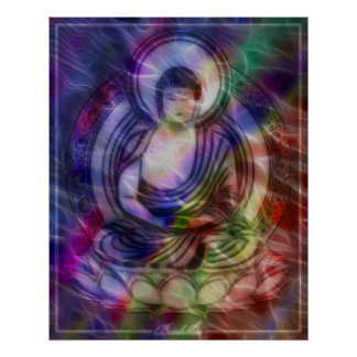 Buddha Energy 3 Poster