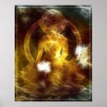 Buddha Energy 4 Print