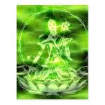 Buddha Energy 5 Tara Postcard