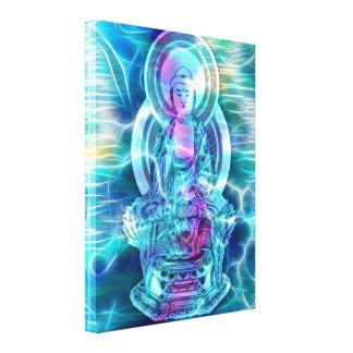 Buddha Energy 6 Canvas Print