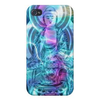Buddha Energy 6 iPhone 4 Cases