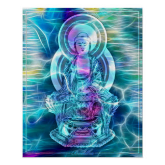 Buddha Energy 6 Poster