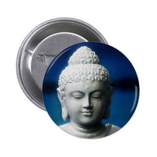 Buddha -  Enlightened One Pinback Button