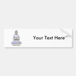 Buddha Enlightenment Bumper Stickers
