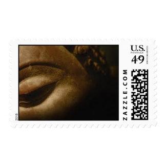 buddha eye stamp