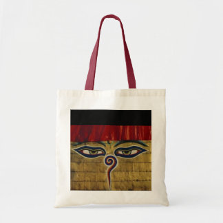Buddha Eyes  Bag