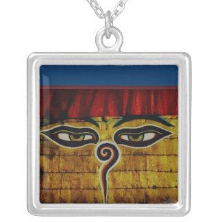 Buddha Eyes Necklace