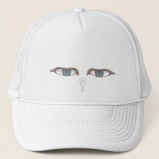 Buddha Eyes Trucker Hat