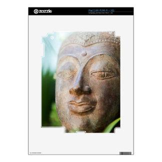 Buddha Face Decal For iPad 2