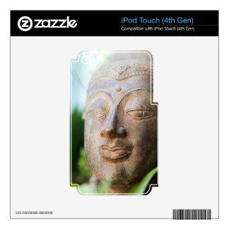 Buddha Face iPod Touch 4G Skin
