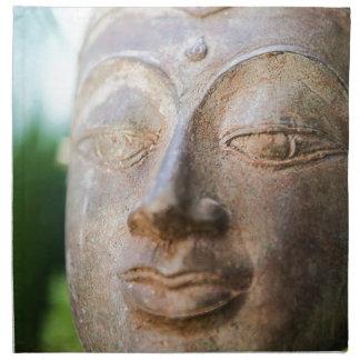 Buddha Face Napkin
