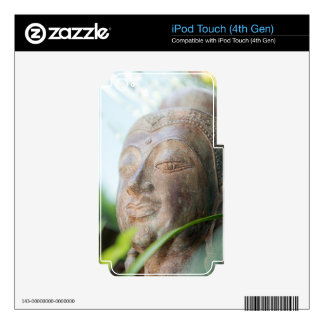 Buddha Face Skin For iPod Touch 4G