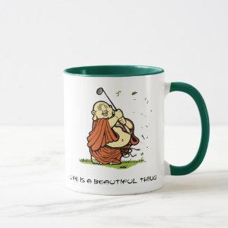Buddha Golf Mug - Customized